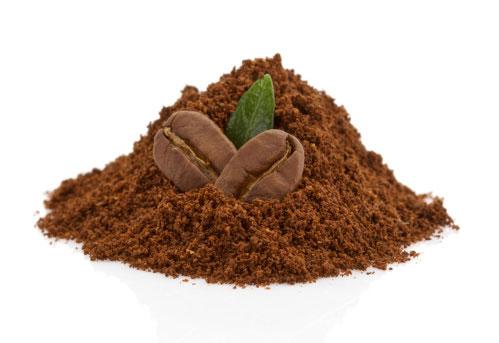 Koffiedrab - Kan het door de gootsteen worden gegoten?
