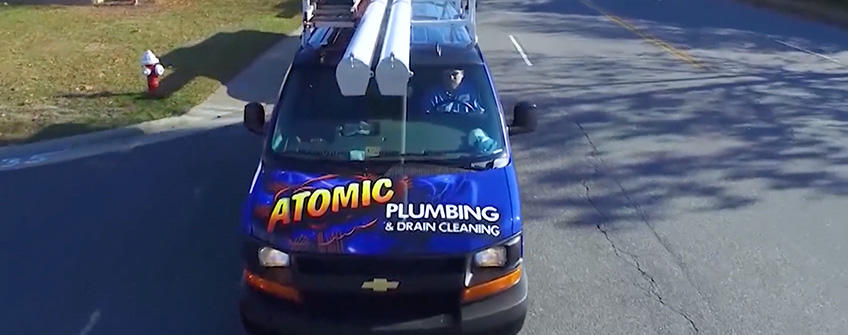 Atomic Plumbing & Drain Cleaning